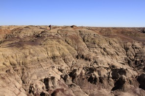 Above the Hoodoos