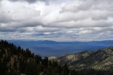 Lake Tahoe from Freel