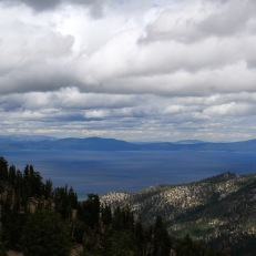 Lake Tahoe from Freel